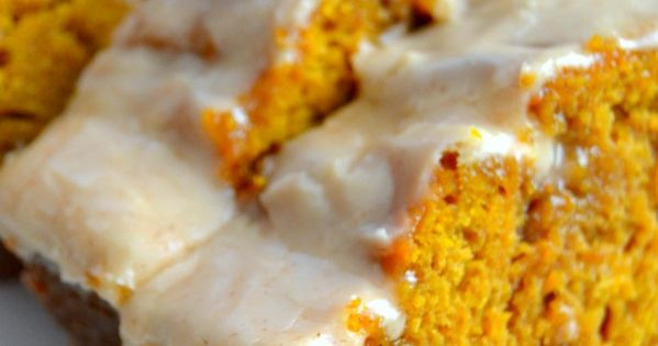 Pumpkin Bread with Brown Butter Maple Icing | Recipe | Pumpkin Bread ...