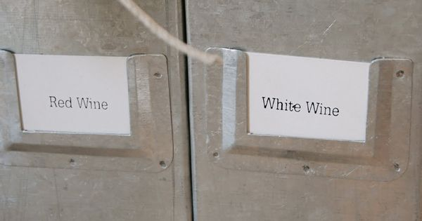 great way to cover up those ugly but essential wine boxes | For home ...