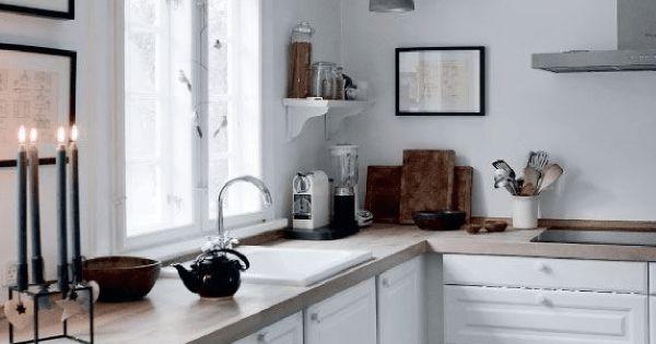 10 id es d co pour une cuisine coup de coeur cuisines. Black Bedroom Furniture Sets. Home Design Ideas