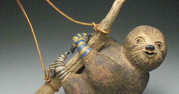 Sloth art project - photo#41