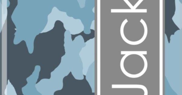 Clairebella Kids Personalized Cell Phone Case - Blue Camo ($45.00 ...