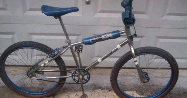 Old School Team Murry 24 Bmx Bike 24 Bmx Bmx Bikes Bmx