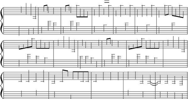 turning page sheet music pdf