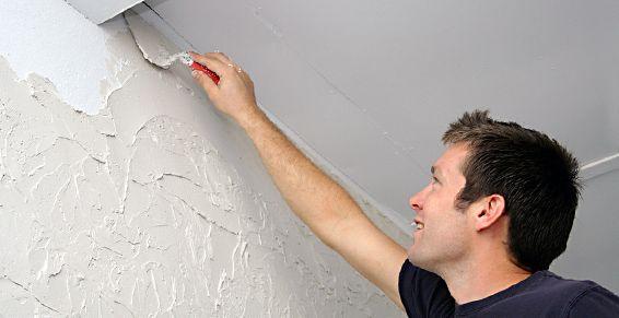 Enduit Decoratif D Interieur Plafond Texture Enduit Decoratif