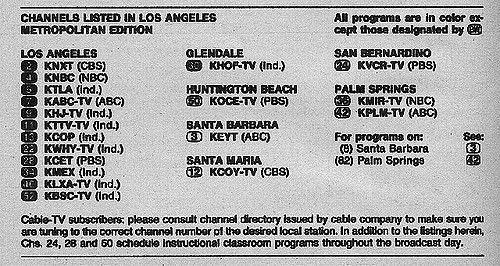 Los Angeles Metropolitan Edition September 21 1974 Tv Guide Tv Guide Listings Los Angeles