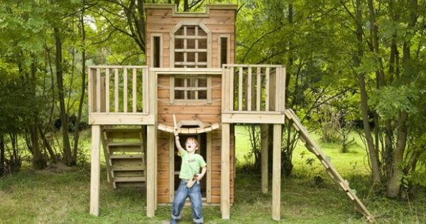 Castle - Cubby House