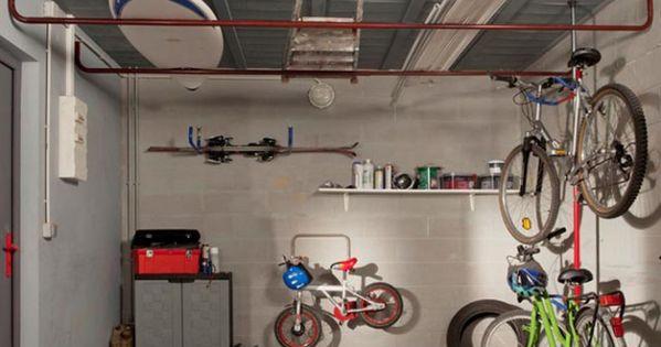 Nos id es de rangements pour le garage rangement garage for Garage ad le pin