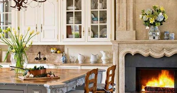 Top 15 Country Decor Examples French Kitchens Kitchens