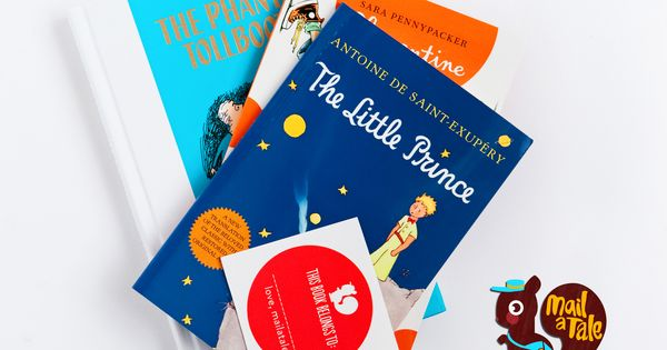 Mail a Tale - Monthly Children's Book Box If I had kids