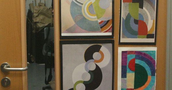 Minimalist Classroom History : Sonia delaunay art education ideas pinterest