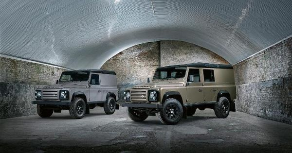 Land Rover Defender XTech Edition – I would feel like a dictator