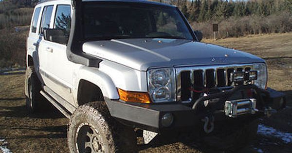 Airflow Snorkel Kit Jeep Commander Petrol Au Free Freight Jeep