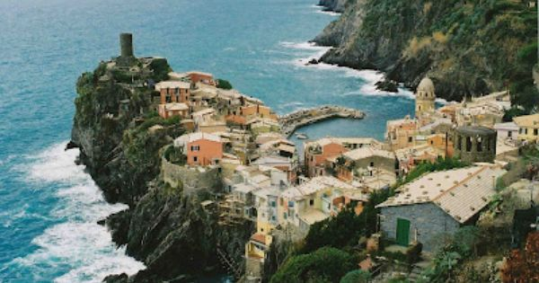 Hiking The Confection Villages Cinque Terre Italy Travel