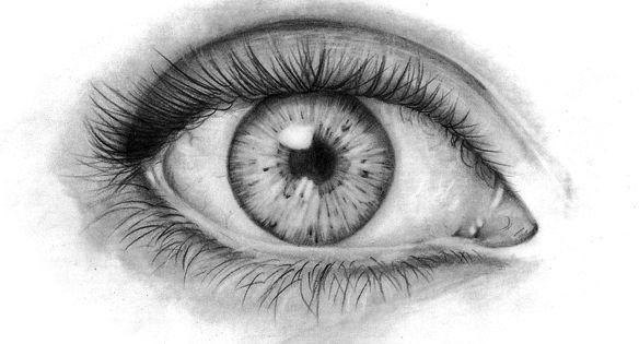 Come disegnare un occhio realistico tutorial disegno - Come disegnare un cartone animato di gufo ...