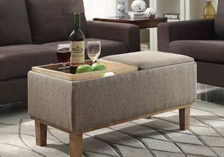 Home In 2020 Storage Ottoman Coffee Table Furniture Affordable