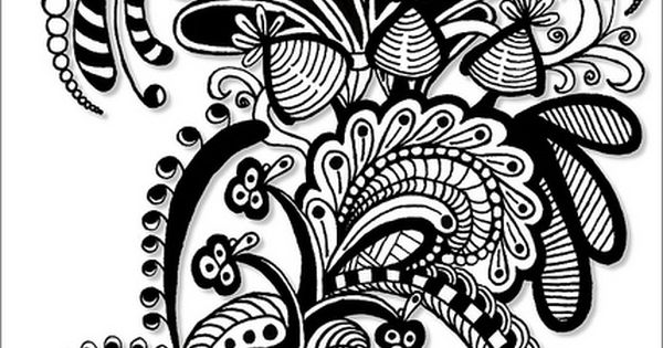 And another tangle i have drawn stuff like zentangles
