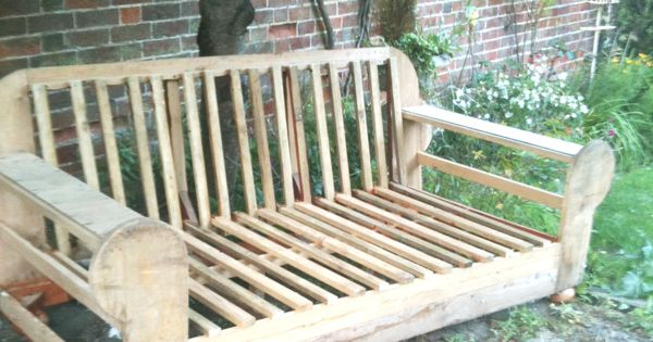 How To Upcycle An Old Sofa Into Garden Furniture MIAMI