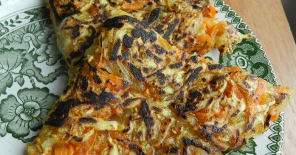 Recipe: Parsnip and Carrot Rosti   Carrots and Recipe