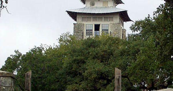 Kronkosky Tower At Benedictine Sisters Boerne Tx