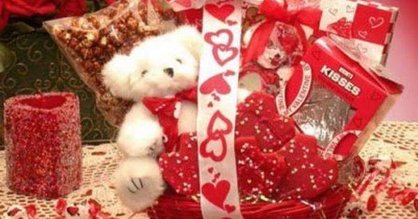 افكار هدايا عيد الحب 2013 بالاسعار الافكار للبنات فقط عيد حب سعيد Valentines Day Gifts For Him Creative Valentines Day Baskets Valentine S Day Gift Baskets
