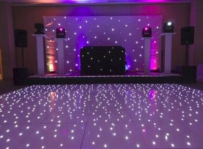 Glow On Black Light Dance Floor It S Not Just For The
