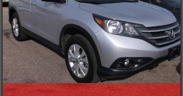 2012 honda cr v ex gas mileage