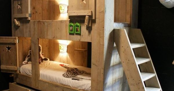 Coole Slaapkamer Ideeen : stapelbed Slaapkamer ideeën voor DaMe ...