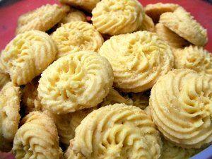 Resep Kue Semprit Gurih Resep Masakan Nusantara Resep Kue Resep Makanan