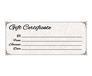 Need A Last Minute Gift Use This Colorful Gift Certificate Template To Cre Gift Certificate Template Word Gift Certificate Template Printable Gift Certificate