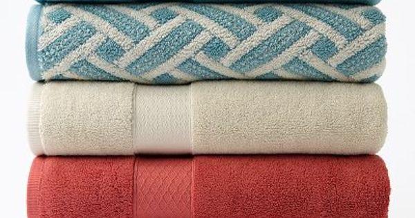 Chaps Home Stone Harbor Turkish Cotton Bath Towels Cotton Bath Towels Towel Bath Mats Bath Towels