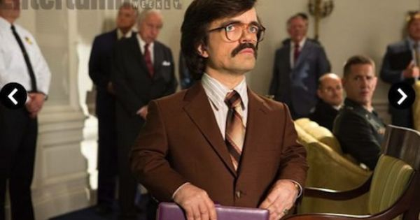 Game Of Thrones Peter Dinklage In X Men Days Of Future Past See New Dr Bolivar Trask Photo Days Of Future Past X Men Bryan Singer