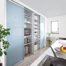 ベルフラワーカタログ 背面収納 キッチン収納 ナスラック イプロス