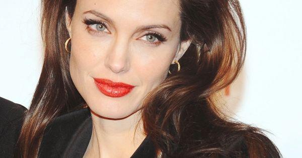 Angelina Jolie Hair Styles: Angelina Jolie: 2014 Has Been An Amazing Year