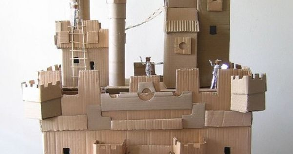 Castle project ideas @Jenn L Trunnels