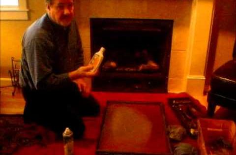 How to Clean Your Gas Fireplace Glass | Cleaning | Pinterest | Cleanses,  Fireplaces and Gas fireplaces - How To Clean Your Gas Fireplace Glass Cleaning Pinterest