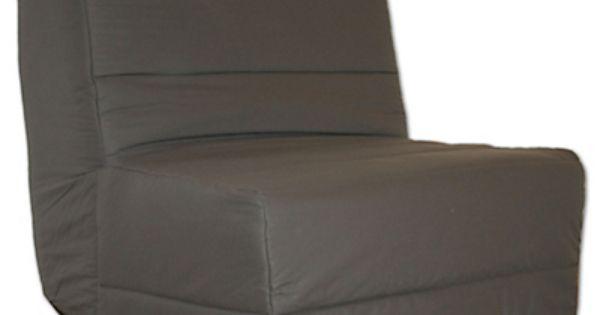 bello chauffeuse bz 1 place avec housse grise meubles. Black Bedroom Furniture Sets. Home Design Ideas
