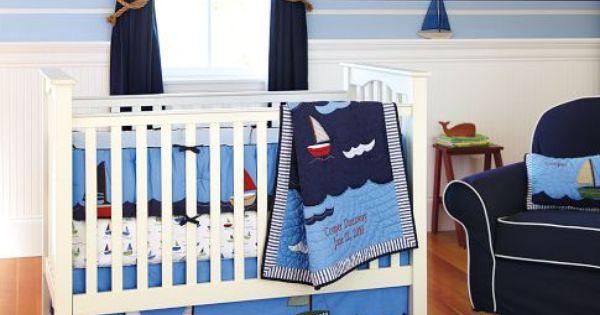 Boys Nursery idea