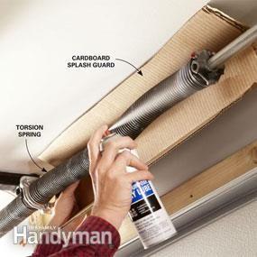 How To Fix A Noisy Garage Door Garage Doors Garage Door Maintenance Garage Door Rollers
