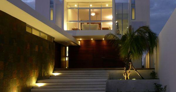 Luminica iluminacion proyectos architecture for Iluminacion exterior fachadas
