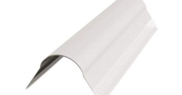 Gibraltar Building Products 8 Ft Paper Faced Taped Outside Bullnose Corner Bead Bntop8 The Home Depot Drywall Corners Beads Paper
