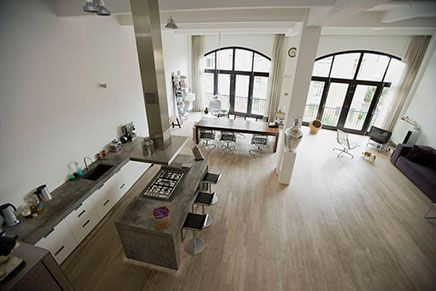 Art Design Keuken Rotterdam : Loft, Amsterdam and Interieur on ...