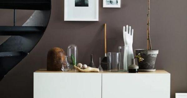 meuble besta ikea rangement modulable en 25 id es top ikea interieur et taupe. Black Bedroom Furniture Sets. Home Design Ideas