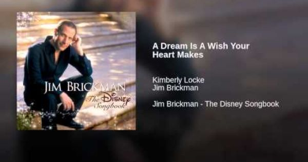 A Dream Is A Wish Your Heart Makes How Are You Feeling Walt