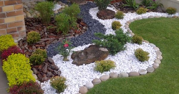 Jardines Modernos Con Palmas Buscar Con Google Dise 241 O