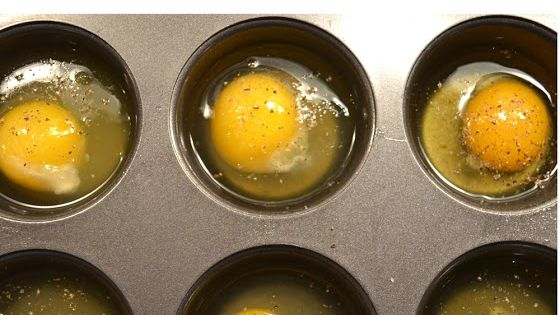 How to bake eggs in the oven: All you have to do