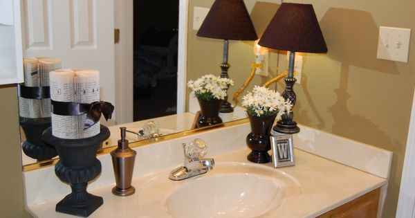 Freestyle Bathroom Makeover