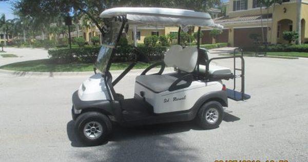 2010 Club Car Precedent 48 V Electric Golf Cart In Mckinney Texas The Villages Florida Used Golf Carts Palm Beach Gardens