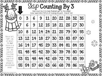 3rd Grade Christmas Math Christmas Multiplication Activities Christmas Math Christmas Math Worksheets Christmas Multiplication