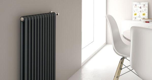 Kiclos 2 is an exclusive design modular radiator made of aluminium and ...