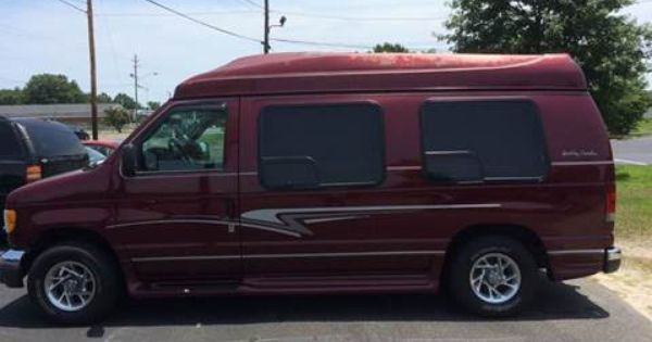 2003 Ford E 150 For Sale In Lumberton Nc Conversion Vans For
